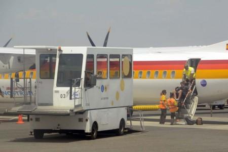 AENA lanzó en 2008 su propio servicio de atención a pasajeros con atención reducida. Antes cada aerolínea tenía el suyo propio.
