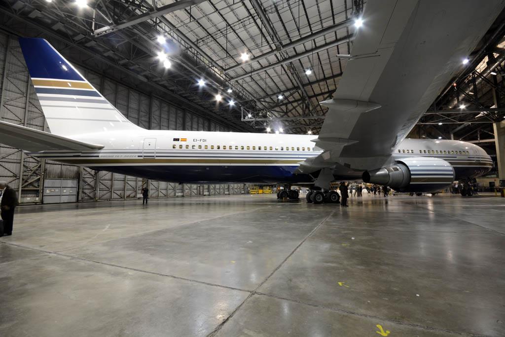 Boeing 767 de Privilege Style