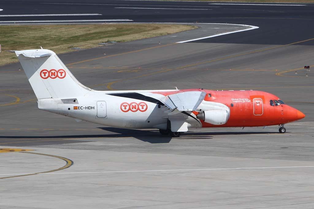 BAe 146 de Pan Air.