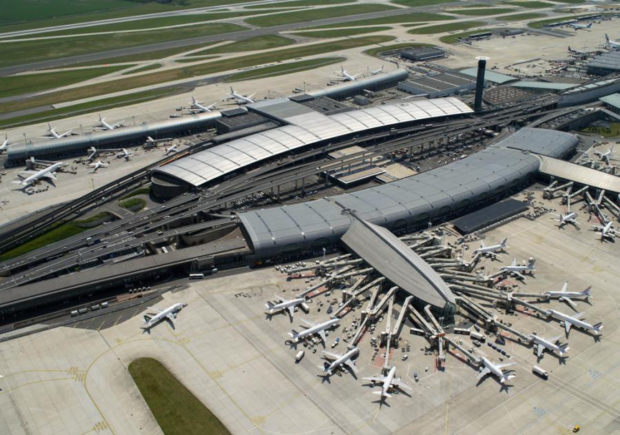 Air France realiza más de 1.000 vuelos diarios desde Charles De Gaulle