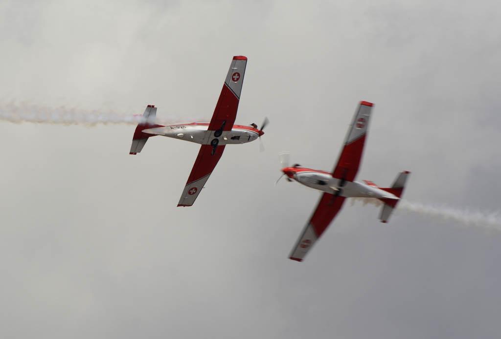 PC-7 suizos