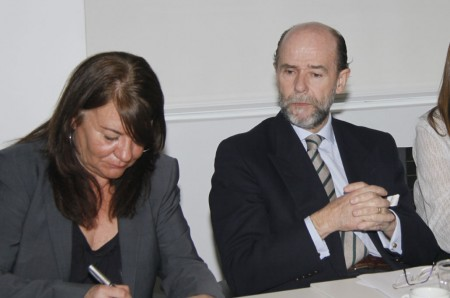 Pedro Argüelles, nuevo secretario de Estado de Defensa