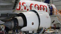 Las revisiones C en los Airbus A320neo ss deben realizar cada 20 meses o 6.000 horas de vuelo.