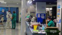 Gracias a todo el personal sanitario por su esfuerzo en la lucha contra el COVID-19.