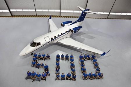 Embraer Phenom 300 número 500