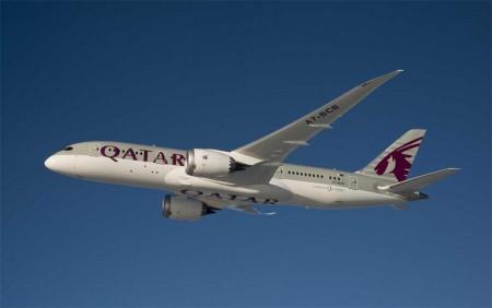 Qatar Airways volará dos veces al día desde Madrid a partir de agosto con el nuevo B-787.