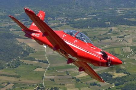 Pilatus ya ha vendido más de 200 PC-21.
