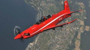 Tras Suiza y Francia, España es el tercer país europeo que selecciona al PC-21 para el entrenamiento de sus pilotos militares