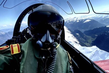 Loa alumnos que se formen en el PC-21 no volarán ya el C-101.