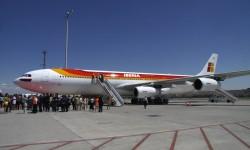Airbus A340-300 EC-LKS Plácido Domimngo