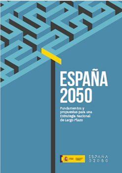 Pincha sobre la imagen para descargar el documento completo en PDF del Plan España 2050.