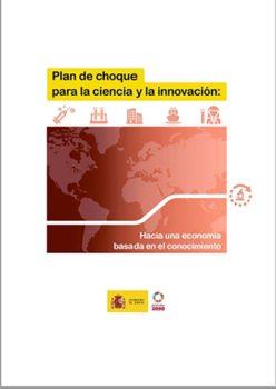 Pincha sobre la imagen para leer el Plan de Choque por la Ciencia y la Innovación