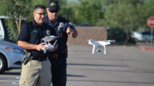 Cada vez son más los cuerpos de policía en todo el mundo que usan los drones como una herramienta más para su trabajo.