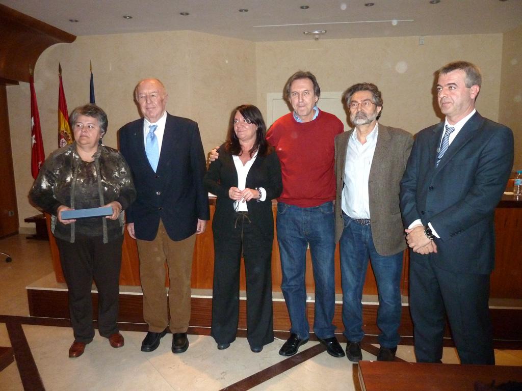 Jurados y premiados del Sexto premio de periodismo en español de Aviación Digital