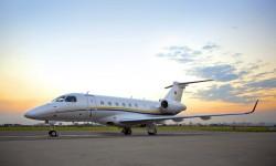 Un cliente brasileño no desvelado es el primer operador del nuevo Embraer Legacy 500.
