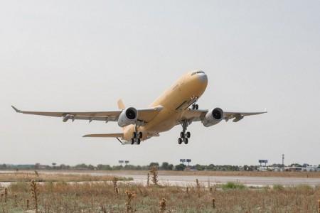 Indra desarrollará un entrenador del A330MRTT