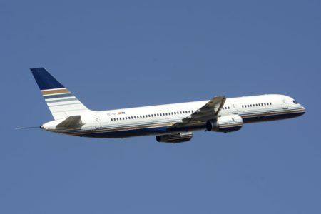 Los dos Boeing 757 de Privilege pertenecieron originalmente a Iberia.