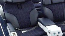 Aunque los asientos no son convertibles en cama, sus 130 grados de reclinación permiten un adecuado descanso en los vuelos típicos que lleva a cabo Privilege.q