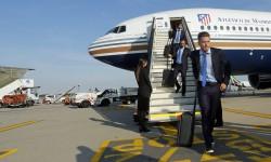 El Boeing 777 de Privilege va camino de tomar el relevo al Boeing 757 EC-ISY de la compañía como el avión de los campeones. En ese B-757, de los primeros 300 vuelos con equipos deportivos, estos sólo perdieron tres encuentros.