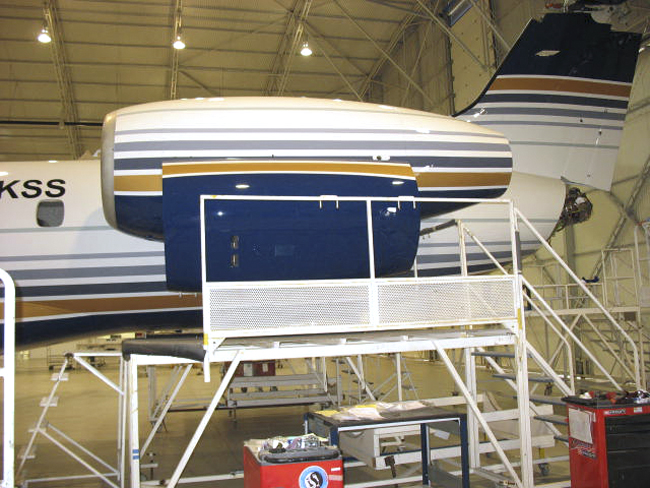 EC-KSS, primer Embraer ERJ-145 de Privilege Style