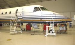 Privilege Style, además de vuelos chárter, está especializada en vuelos privados para grupos.