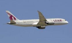 Boeing 787 de Qatar Airways.