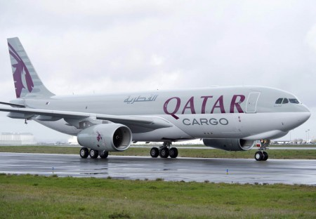 Airbus A330F de Qatar Airways Cargo