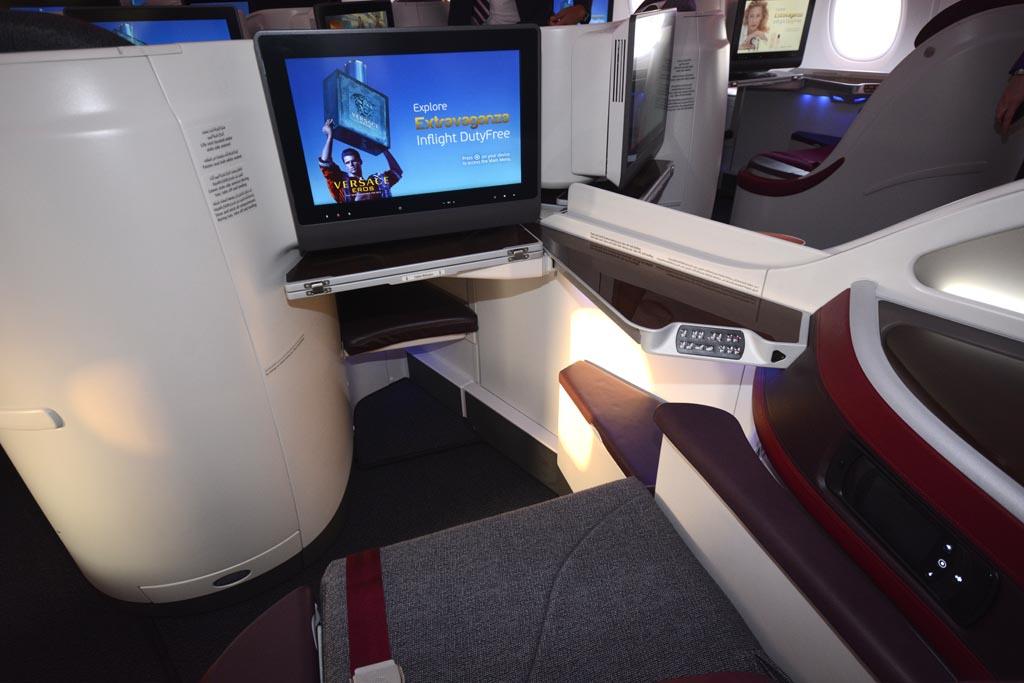 Qatar Airways está trabajando para sustituir pronto los nuevos asientos de Business de largo radio por una clase enteramente nueva.