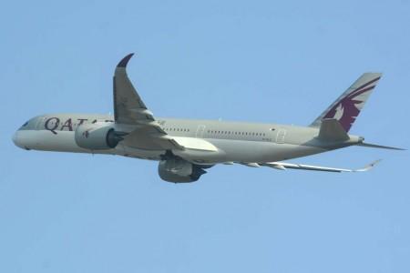 Los Airbus A350, junto a los B-777 serán los primeros aviones de Qatar Airways con la nueva super busines.