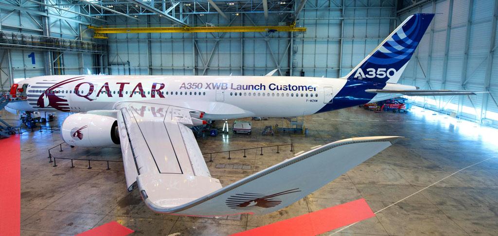 Airbus A350-900 msn004
