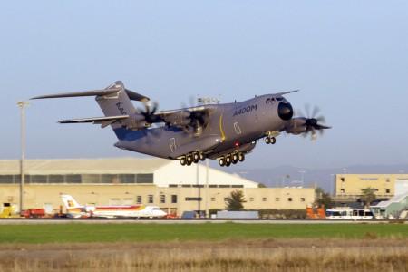 Airbus Military A400M msn006