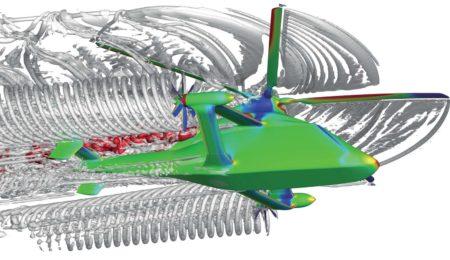 Análisis aerodinámico en 3D del Racer.