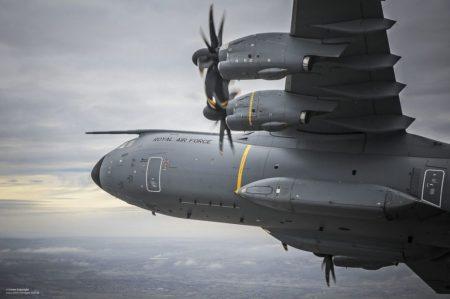 El A400M avanza, pero no al ritmo que le gustaría a Airbus.
