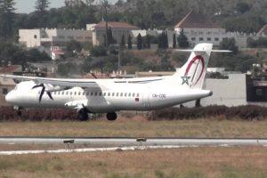 Los ATR 72 de RAM son operados por su filial Royal Air Maroc Express.
