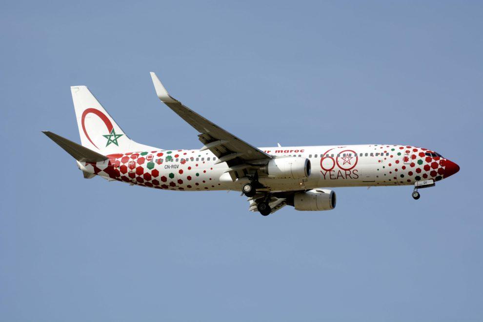 En 2017 Royal Air Maroc cumplió 60 años de operaciones.