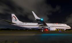 RAM opera una flota de 49 aviones tras la llegada de su primer Embraer E-190.