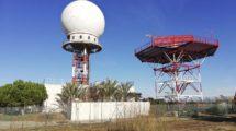 La red de radares de Enaire es una de las armas con las que cuenta el gestor aéreo para mantener la seguridad de los vuelos sobre España.q