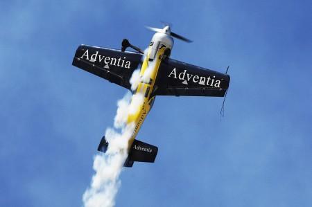 Ramón Alonso, Campeón del Mundo de vuelo Acrobático