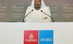 El presidente del Grupo Emirates anunció unos beneficios de 1.500 millones de dólares en el último ejercicio