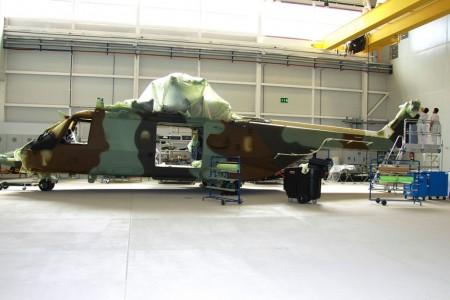 Segundo NH90 para España