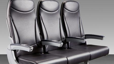 Asientos Rockwell Collins Pinnacle de los Airbus A320neo de Iberia