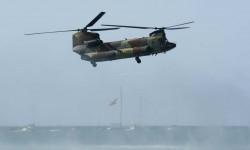El Chinook es el mayor helicóptero en servicio con las fuerzas armadas españolas.
