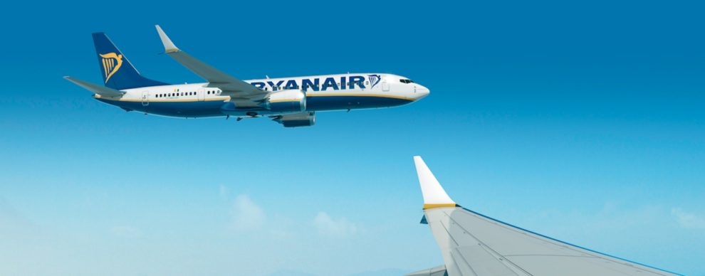 Ryanair operará este invierno menos de la mitad de los vuelos que hace un año.