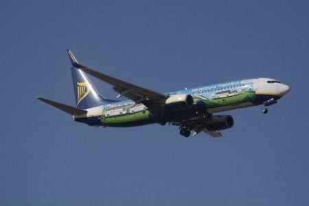 En el verano de 2016 Ryanair tendrá basados doce Boeing 737-800 en el aeropuerto Adolfo Suarez Madrid Barajas