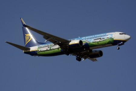 Ryanair anuncia dos nuevas rutas desde Ibiza