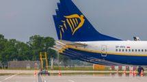 Ryanair continúa con más recortes para la tmeporsda de invierno.