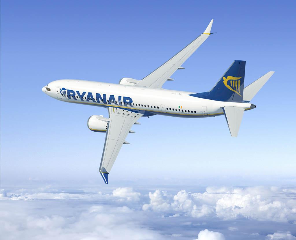 Ryanair ha pedido 283 unidades del B-737 MAX 200, un modelo lanzado en exclusiva para la low cost.