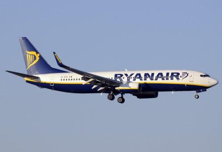 Ryanair protesta por las huelgas de controladores