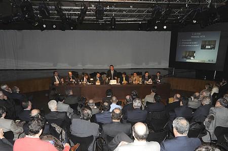 Se ha celebrado la Asamblea Constituyente de la Sociedad Aeronáutica Española