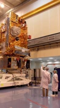 El MetOp-B entrará en servicio en 2012